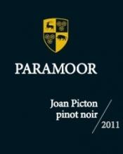 2011 Joan Picton Pinot label final