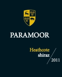 Heathcote Shiraz 2011 label final