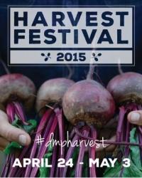 Harvest Week 2015