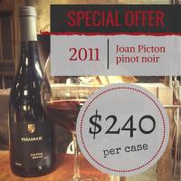 2011 JP Pinot Noir special web
